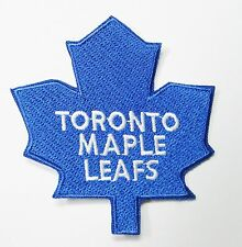 LOT OF (1) HOCKEY TORONTO MAPLE LEAFS EMBROIDERED PATCH (TYPE B) ITEM # 122