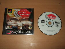 Michelin Rally Masters für Sony Playstation / PS1
