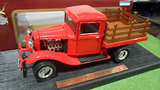 FORD PICK UP 1934 custom tuning 1/18 ROAD LEGENDS YATMING 92258 voiture miniatur