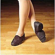 Vintage Capezio DS20A Adult Size 14M Black Cheetah Dansneaker Dance Sneakers