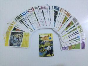 Netto - Ozeanien 7 Schätze unseres Planeten 84 verschiedene Basiskarten