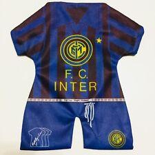 FC Inter Milan Soccer Mini Jersey VINTAGE by Brigitte Breyer-Lindner Football