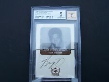 1999 Upper Deck Century Legends, #OR Oscar Robertson, BGS 9/7
