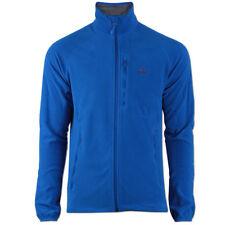 adidas Herren Outdoor Jacke Reachout Fleece Jacket Fleecejacke blau
