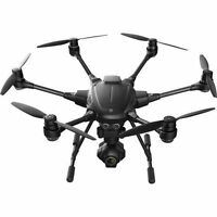YUNEEC Typhoon H Hexacopter with GCO3+ 4K Camera and FREE Backpack