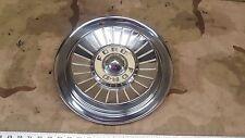 "1957 Ford Thunderbird 14"" Wheel Hub Cap  OEM"