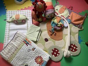 Mamas & Papas Jamboree Nursery Decor Bundle Set Jambouree Amimals