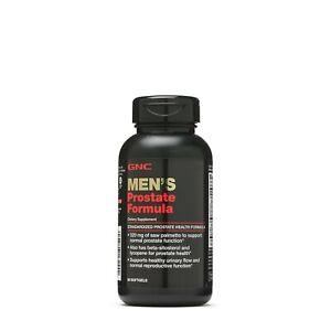 GNC Men's Prostate Formula 60 Softgels