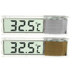 Aquarium Thermometers Digital Display Temperature Control Fish Tanks Electronics
