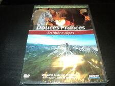 """DVD NEUF """"DOUCES FRANCES EN RHONE-ALPES"""" documentaire"""