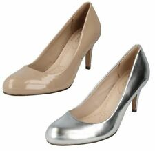 Clarks Stiletto Special Occasion Court Shoes for Women