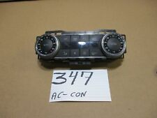 08 09 10 11 Mercedes Benz C300 AC and Heater Control Used Stock #347-AC