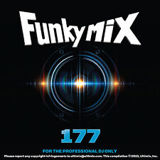 Funkymix 177 CD Ultimix Records Eminem Lady Gaga Justin Timberlake Travie McCoy