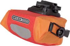 New Ortlieb Micro Saddle Bag: Red Orange  Road Mountain Mtb Bike