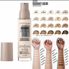 *NEW* MAYBELLINE Dream Radiant Liquid Hydrating Foundation 30ml SEALED - Choose