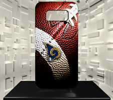Coque rigide pour Galaxy PLUS S8+ Saint Louis Rams NFL Team 03