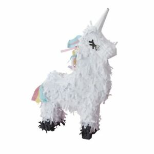 Unicorn Pinata unfilled ready for you to fill and party with - Paperchase (6485)