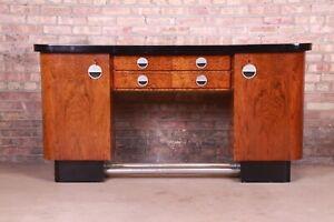 Gaetano Borsani Italian Art Deco Rosewood Sideboard Credenza or Bar Cabinet, 193