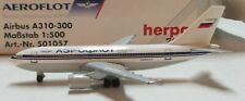 Herpa 1:500 -  Aeroflot Airlines  A310-300   -  501057