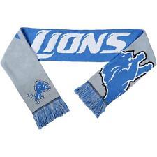 NFL Football Detroit Lions Fanschal Schal Scarf Reversible Split Logo