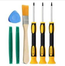 7 Piece Xbox 360 One Controller Repair Tool Kit T6 T8 T10 Screwdriver Pry Brush