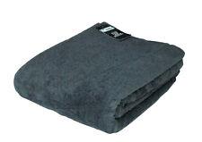 Extra Large Jumbo Bath Sheet Towel 150cm x 200cm 100% Cotton 600 gsm Grey