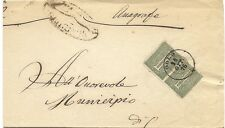 P8432   Venezia, Dolo, annullo DC piccolo, 1876