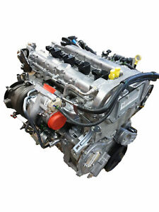 A20NHT - Saab 9-5 2.0 16V Turbo A20NHT 220 Ps Motor