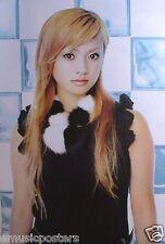 """KYOKO FUKADA """"BLONDE HAIR"""" POSTER FROM ASIA - Japanese J-Pop Singer & Actress"""