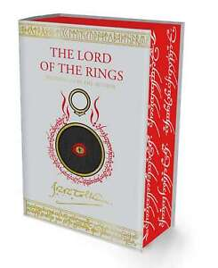 THE LORD OF THE RINGS ILLUSTRATED EDITION     PRE-ORDER    Published on 10/19/21