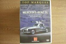 Top Marques - Mercedes-Benz SL (DVD) . FREE UK P+P .............................