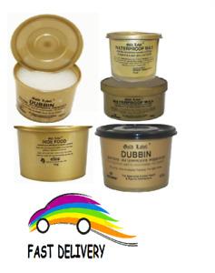 Gold Label Dubbin Black & Natural Gold Label Waterproof Wax Gold Label Soft Soap