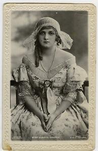 1910s British Vintage GLADYS COOPER actress British photo postcard