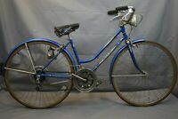 1965 Schwinn Deluxe Varsity Vintage Cruiser Bike 43cm XX-Small Steel USA Charity