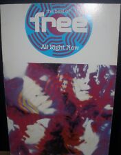 Best Of Free All Right Now 1991 Vintage Orig Music Record Store Promo Display