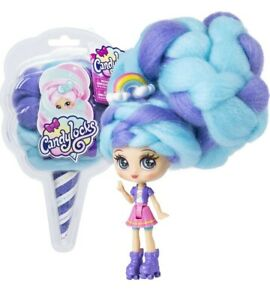 Candylocks Scented Cotton Sandy Collectible Surprise Doll with Accessories