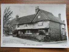 Postcard - Guy Fawkes house , Dunchurch - Tuck Real photo card