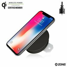 ZENS Built-in Wireless Phone Charger Enables Furniture Integrated Qi Charging...