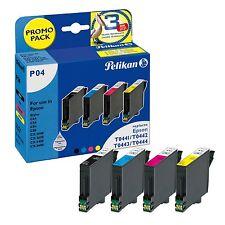 Pelikan cartucho Promo Pack p04 comp. a t044540 para ESPON stylus c64 etc