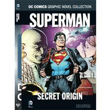 Eaglemoss DC Comics Graphic Novel collection Volume 31 Superman Secret Origin