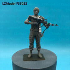 LZModel F35022 1/35 Resin Figure Rambo: First Blood Part II Sylvester Stallone