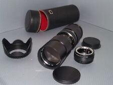 Unbranded/Generic Manual Focus DSLR Camera Lenses for Nikon