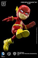 The FLASH (DC) - HEROCROSS Metal Hybrid Collectable Figure STOCK CLEARANCE!!