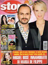 Stop 2016 14.Miguel Bosé & Maria De Filippi,Grecia Colmenares,Ron,Daniele Pecci
