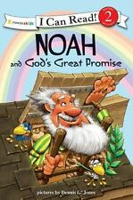 Noah and God's Great Promise: Biblical Values (I Can Read! / Dennis Jones Series