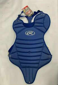 Rawlings 12P-1 Little League Catchers Chest Protector 15 inch Royal
