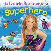 Laurie Berkner - Superhero [New CD]
