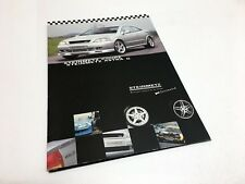 2002 Steinmetz Opel Astra G Coupe Accessories Brochure