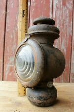 Antique Car Oil Lamp Carriage Coach Ford Old Victorian  (A)