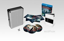 Blu-Ray INCEPTION (ORIGEN) LIMITED EDITION METAL CASE (MALETIN)
